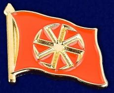 Славянский значок с Коловратом фото