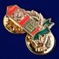 Значок Погранвойск СССР фотография