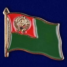 Значок Погранвойска СССР фото