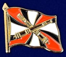 Значок в подарок артиллеристу фото