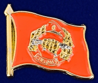 Значок - сувенир Спецназа ВВ