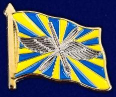 Значок - сувенир для летчика ВВС фото
