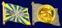 Значок - сувенир для летчика ВВС