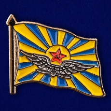 Значок ВВС СССР фото