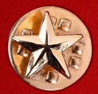 """Сувенирный значок """"Звезда"""""""