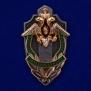 Знак «Почетный сотрудник погранслужбы» ФПС