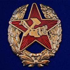 Знак Красного командира РККА 1918 г фото