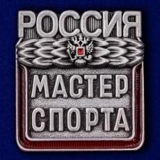 """Знак """"Мастер спорта России"""" фото"""