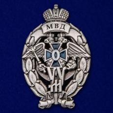 """Знак МВД """"Лучший участковый уполномоченный полиции""""  фото"""