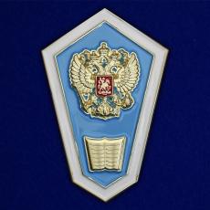 Знак Об окончании педагогического ССУЗа РФ фото