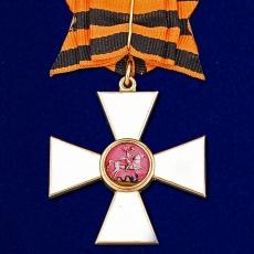 Орден Святого Георгия 1 степени фото